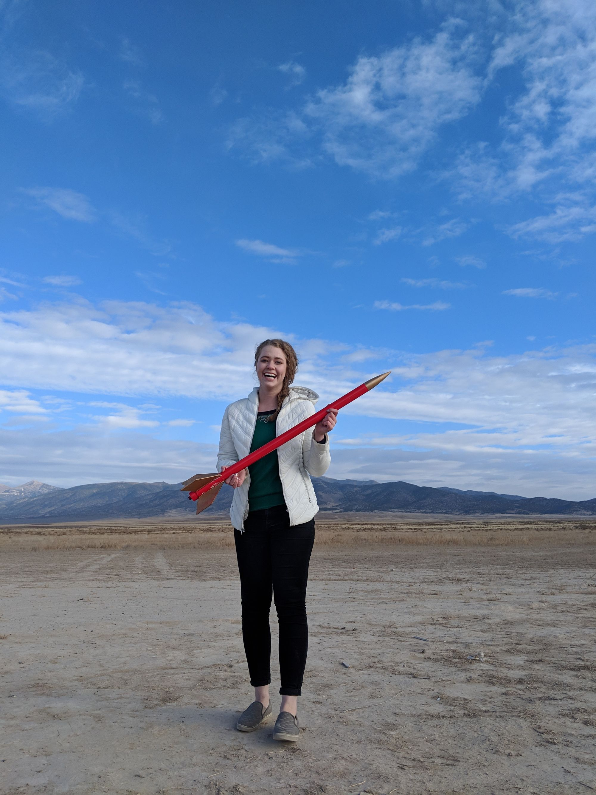 BYU Rocketry Student Launch Competition